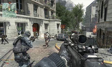 Call Of Duty Modern Warfare 3 Gameplay Screenshot Modern Warfare Call Of Duty Warfare