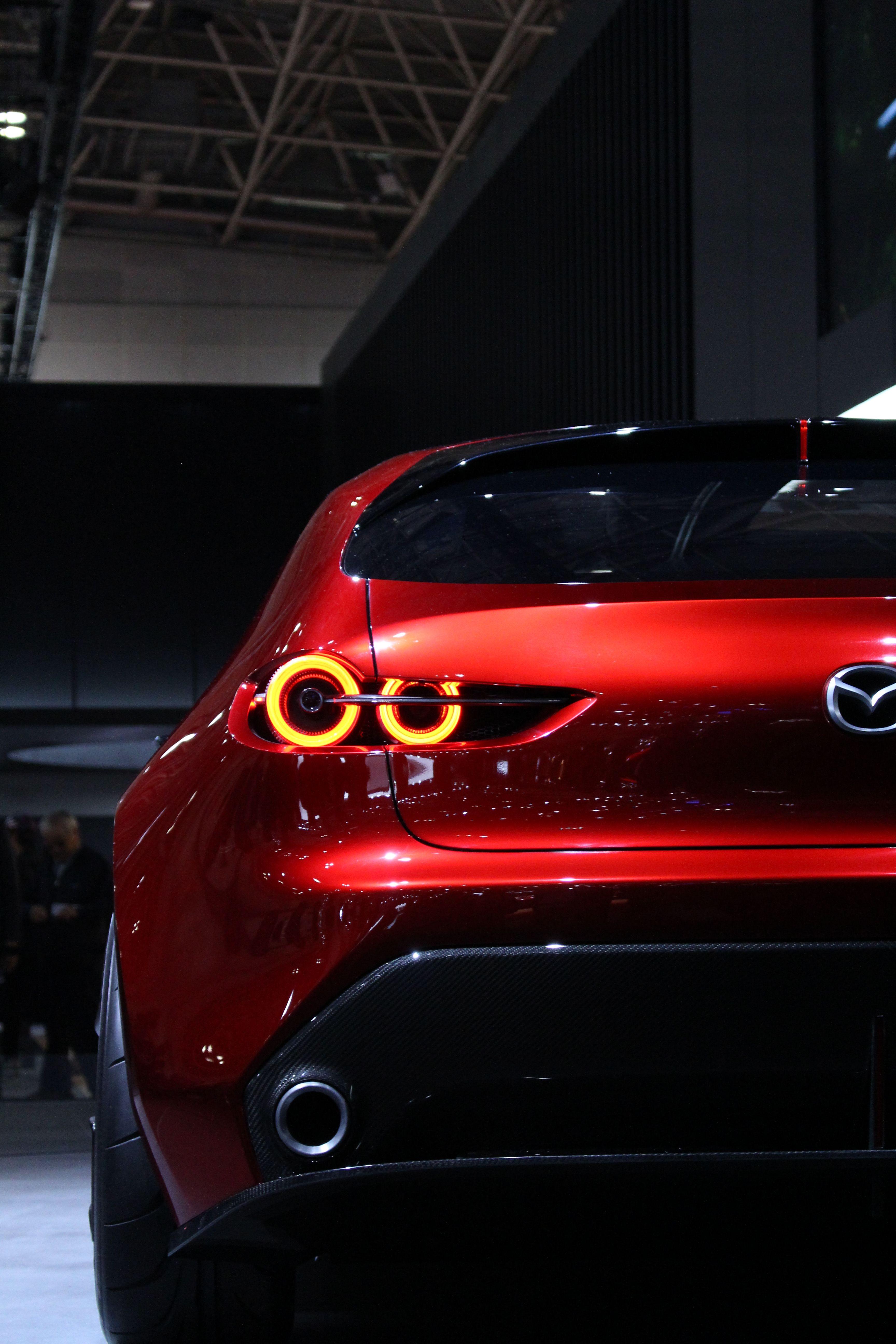 Mazda KAI CONCEPT 2017 | Auto | Pinterest | Mazda and Cars