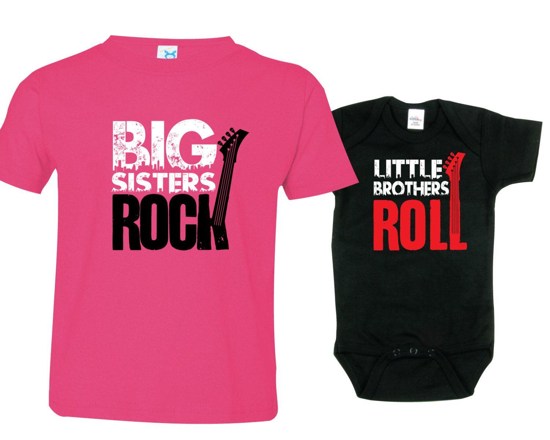 Gift for Big Brother Siblings Gift Boys Toddler//Infant Kids T-Shirt TeeStars