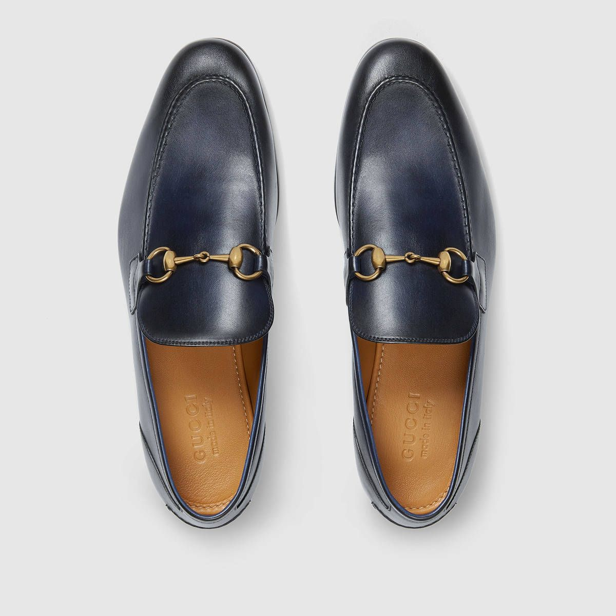 db275a22a81 Gucci Jordan leather loafer in Navy (Nordstrom s in Nashville also has  these)