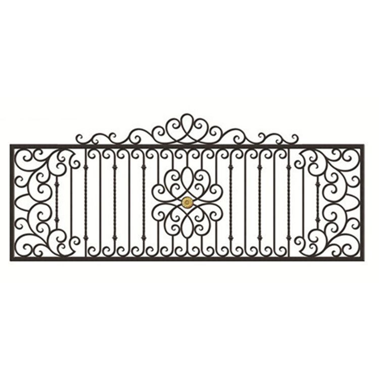 Cheap Simple Design Decorative Wrought Iron Fence Panels For Sale Buy Wrought Iron Fence Wr Wrought Iron Fence Panels Iron Fence Panels Fence Panels For Sale