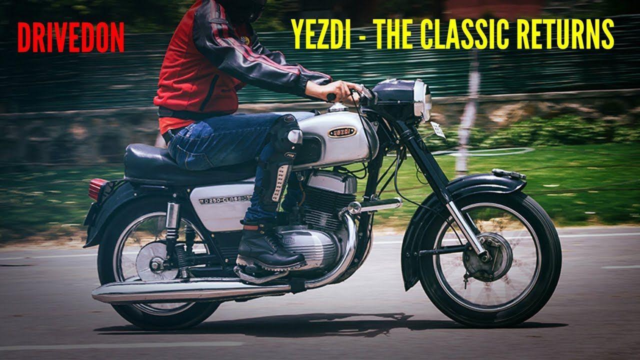 Yezdi Motorcycles Launching Soon Upcoming Motorcycles 2019 India