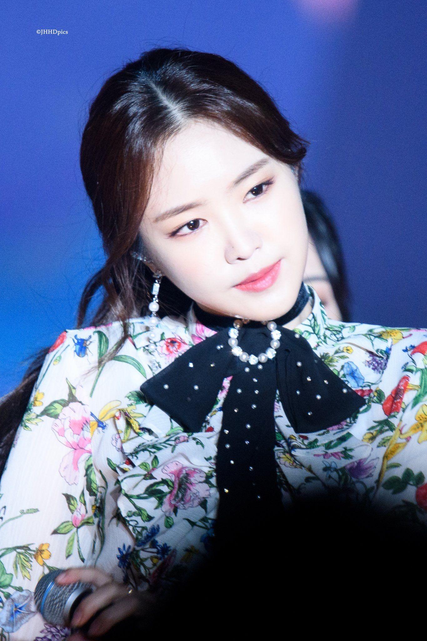 NANGN~ Naeun image by 몬베베팬더💜💖 MONSTA X APINK | Apink naeun ...