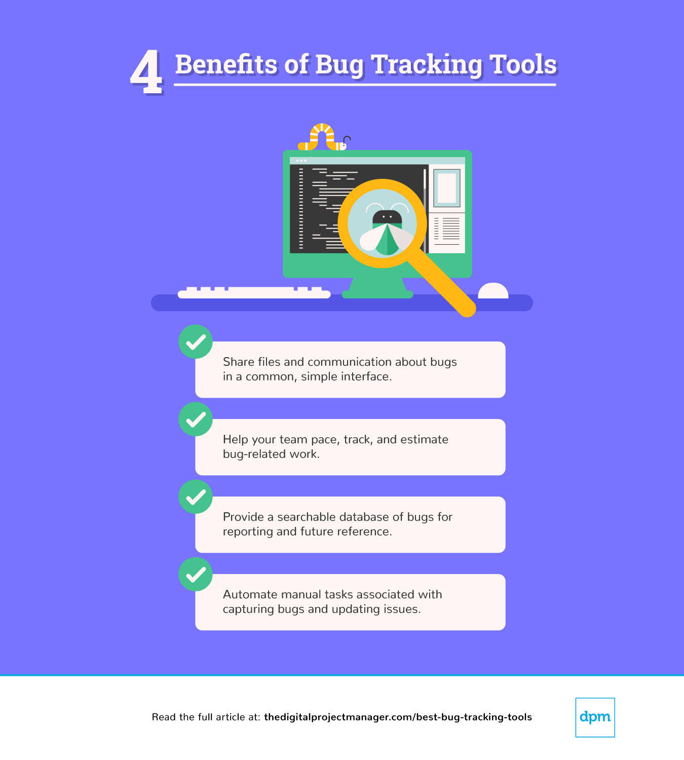 The Best Bug Tracking Tools To Identify Track And Fix Issues Faster The Digital Project Manager In 2020 Project Management Tools Task Management Project Management