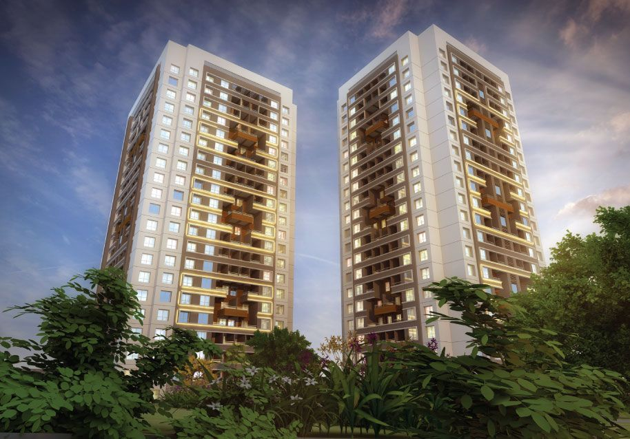 3 bhk flats in hinjewadi Property sites, Skyscraper