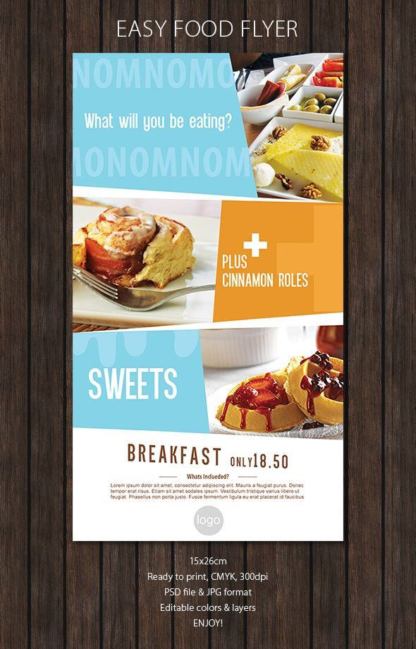Restaurant Flyer by snmsnl promotion ads – Restaurant Flyer