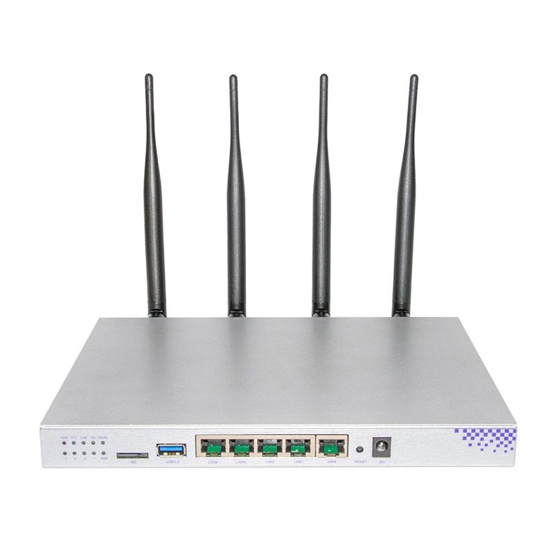 MT7621A 1200Mbps 2 4GHz 5 0GHZ dual-band 802 11AC Gigabit OpenWrt