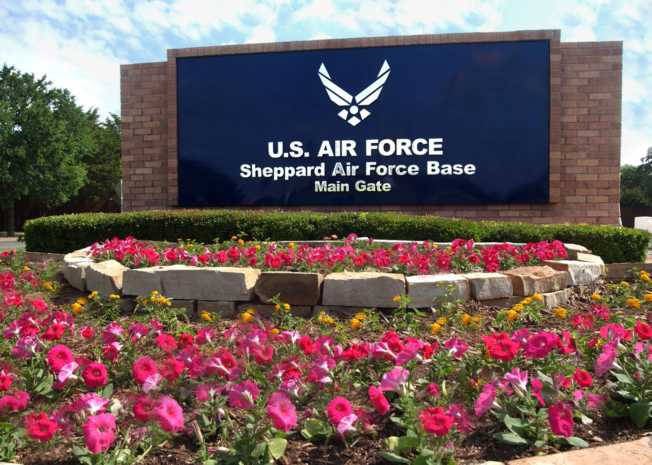 Sheppard AFB, Texas Base & Community Information, Local
