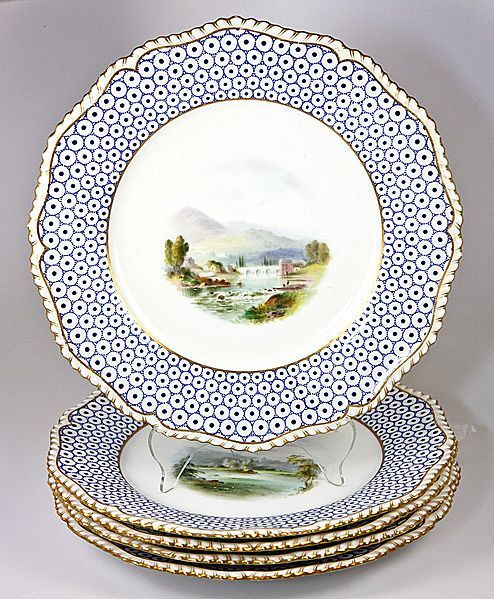 Dating royal worcester china