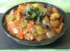 Ma petite cuisine gourmande sans gluten ni lactose: Ratatouille à la japonaise...