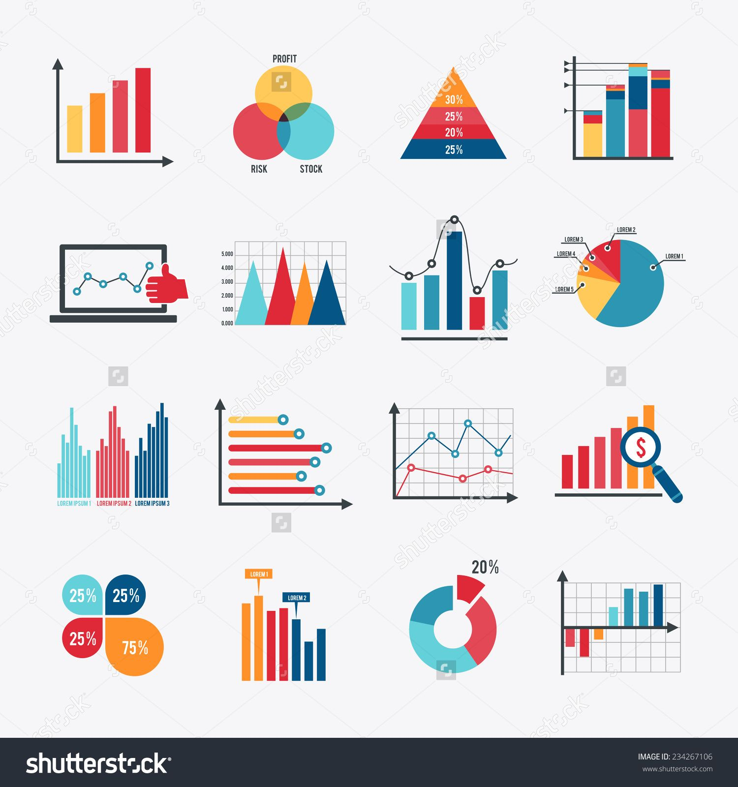 material design graphs - Поиск в google | bar chart