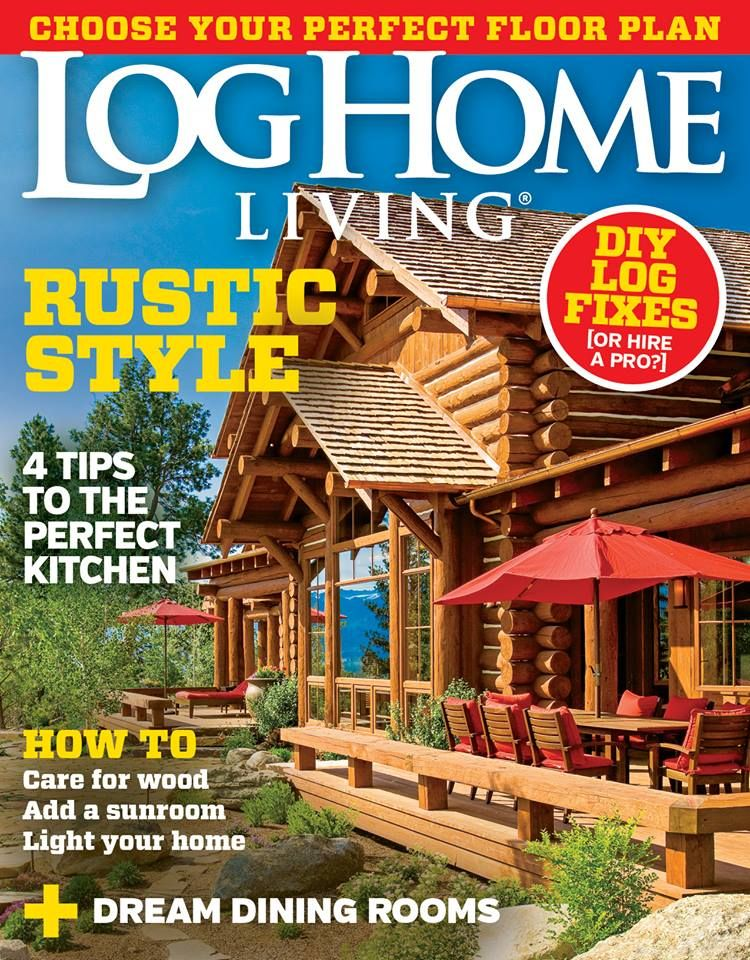 Superbe Get Your Digital Copy Of Log Home Living Magazine   September 2015 Issue On  Magzter And Enjoy Reading It On IPad, IPhone, Android Devices And The Web.
