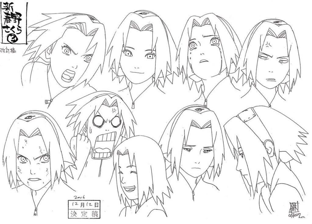 Sakura Haruno Naruto Drawings Naruto Sketch Naruto Art