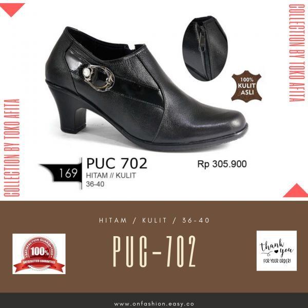 Sepatu Formal Wanita Branded PUC702 PROMO di Tas Import ...