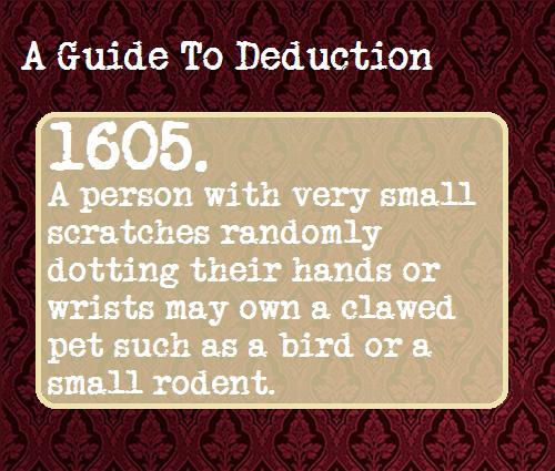 A Guide To Deduction A guide to deduction, The science