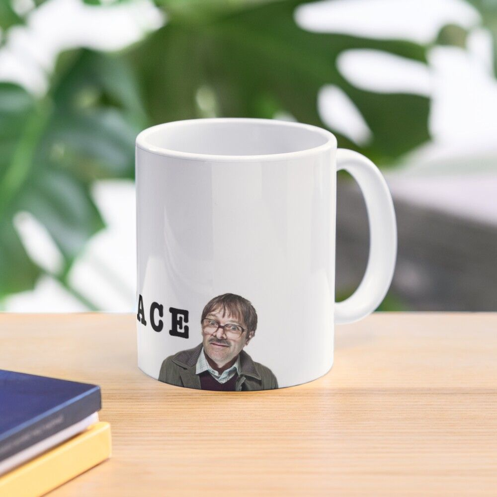 'Friday Night Dinner Pissface and Jim' Mug by Ellkite #fridaynightdinner