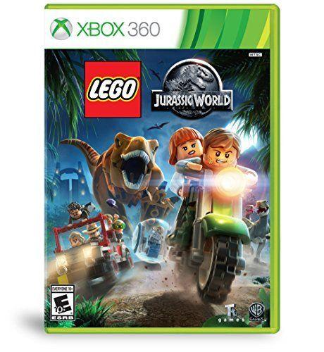 LEGO Jurassic World - Xbox 360 Standard Edition, http://www.amazon.com/dp/B00SXEOOHU/ref=cm_sw_r_pi_awdm_x_HBN-xbCQ52SZF
