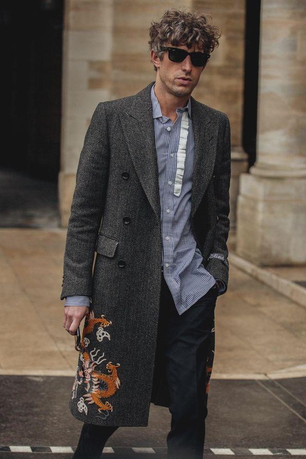 street vogue week estilo paris menswear fall winter mens hommes