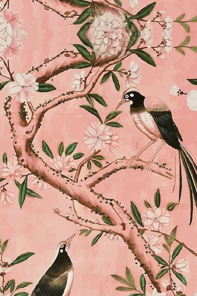 Anewall This wallpaper is by two sisters in Canada
