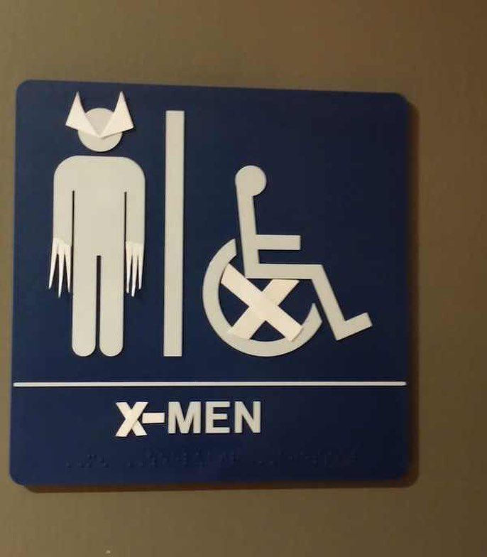 Our New Post Is About AWESOME TOILET SIGNS Its Professional - Professional bathroom signs