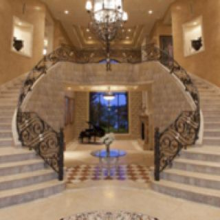 Best Love Double Staircases Mansions Luxury 400 x 300