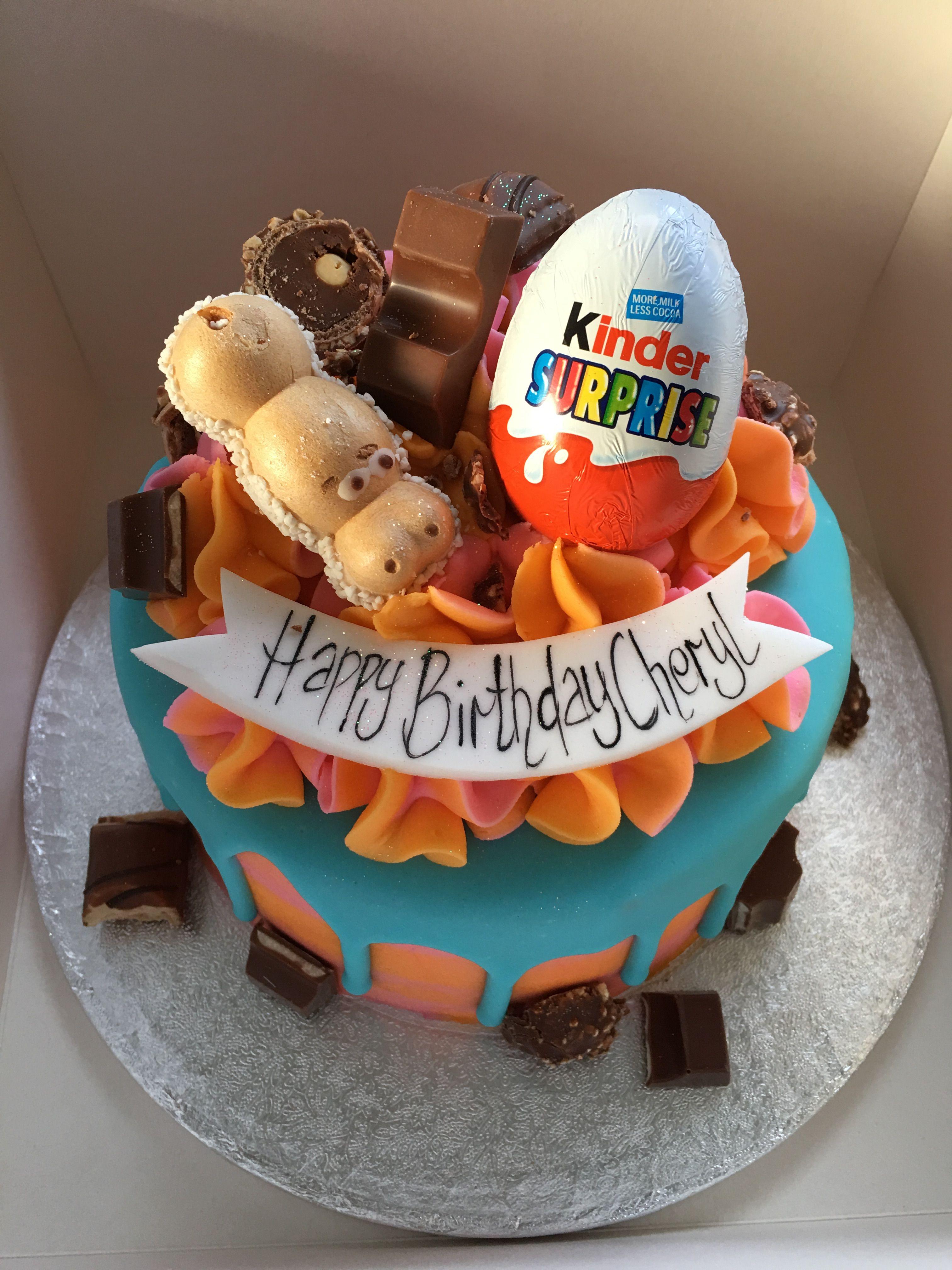 My 41st Birthday Cake With Images Birthday Cake Cake 41st