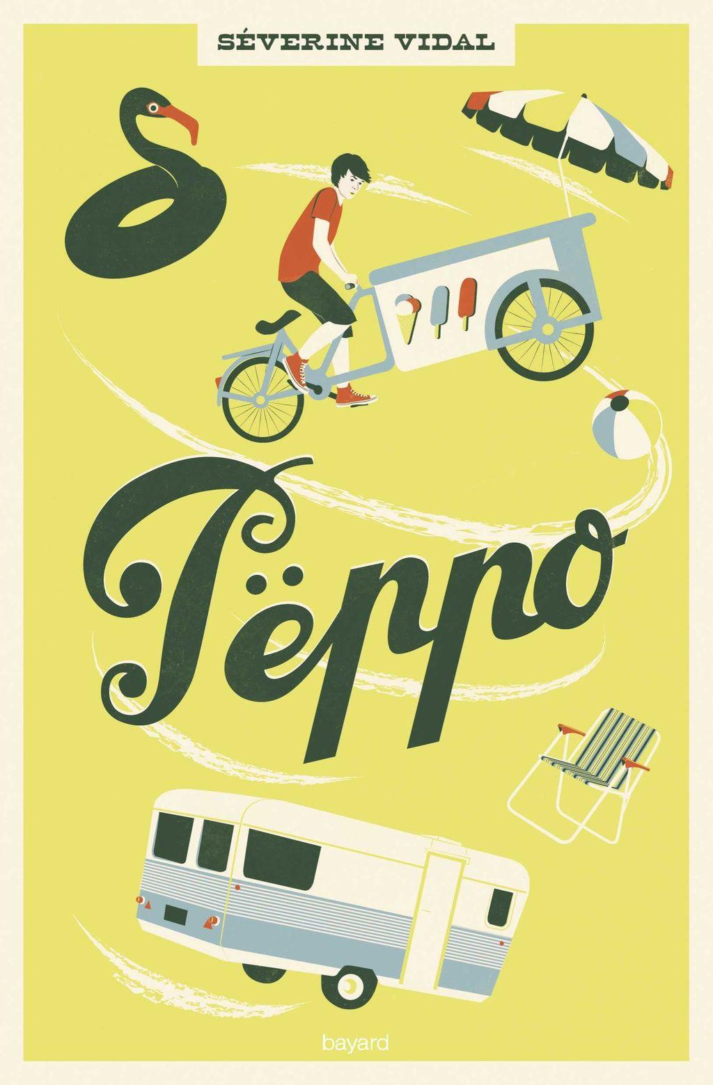 Peppo Bayard Editions Severine, Roman initiatique