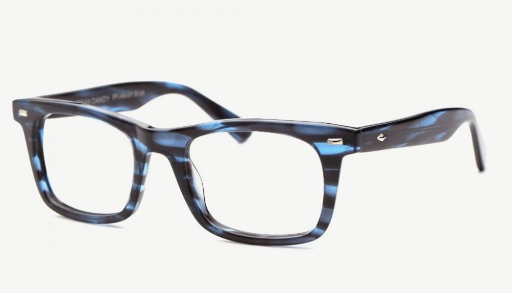 BonLook Urban Dandy Prussian Blue Eyeglasses $99 | Specs | Pinterest