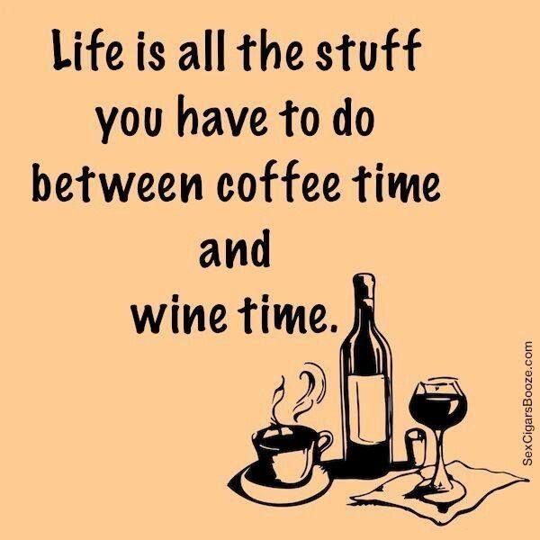 Dus niet schrijven vóór de koffie en ná de wijn....