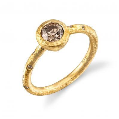 Ele Keats Jewelry | Ancestor Ring - Engagement Rings - Shop Ele Keats Jewelry | Brentwood, Santa Monica, Los Angeles, New York