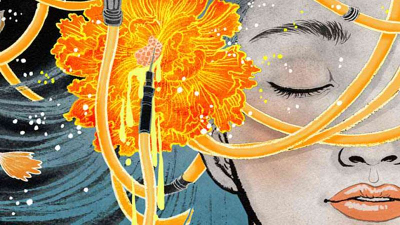 Yuko Shimizu's art is like a cooler version of your wildest dreams