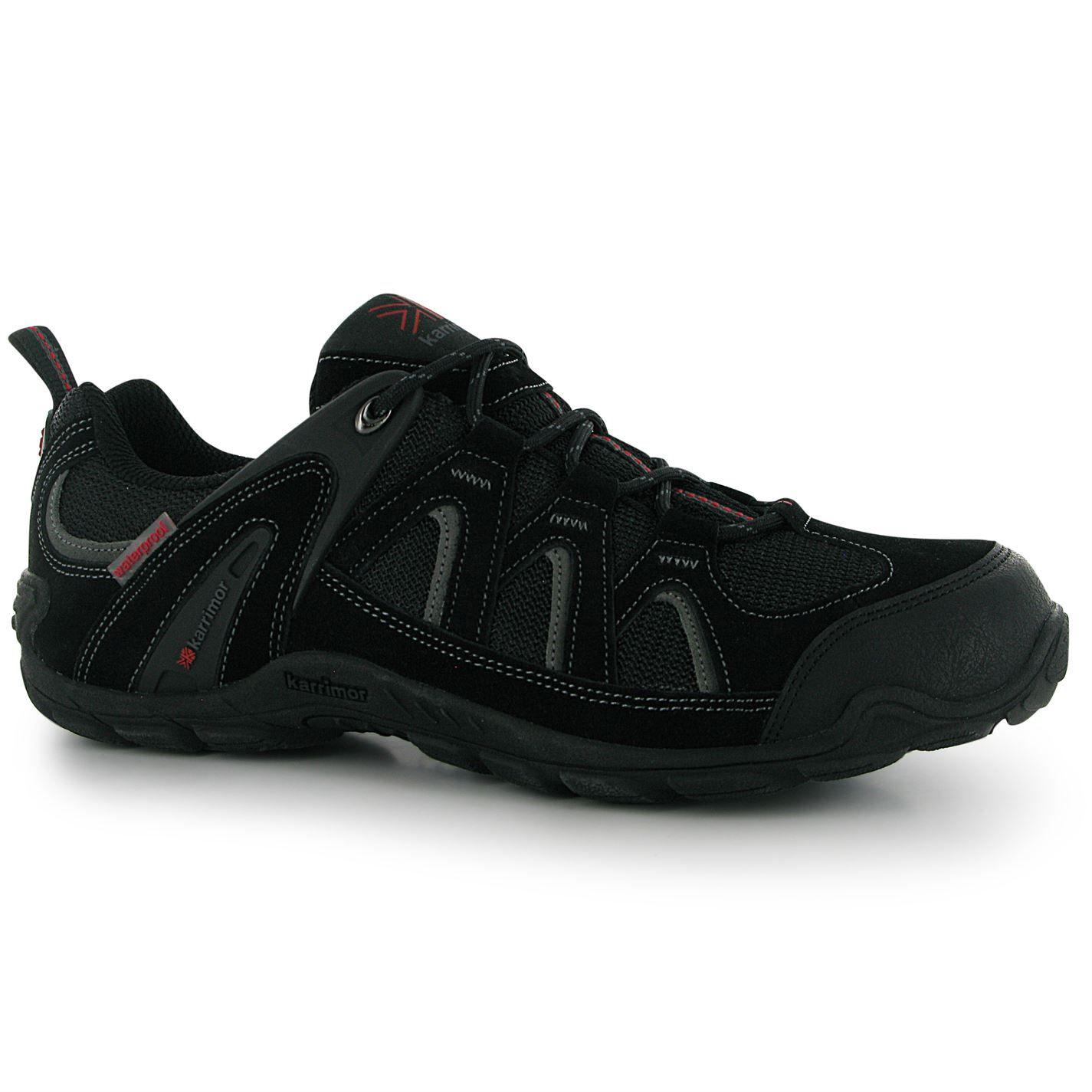 Karrimor   Karrimor Summit Waterproof Mens Walking Shoes   Mens ...