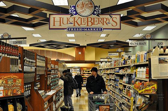 Huckleberry S Natural Market Coffee Health Supermarket Spokane