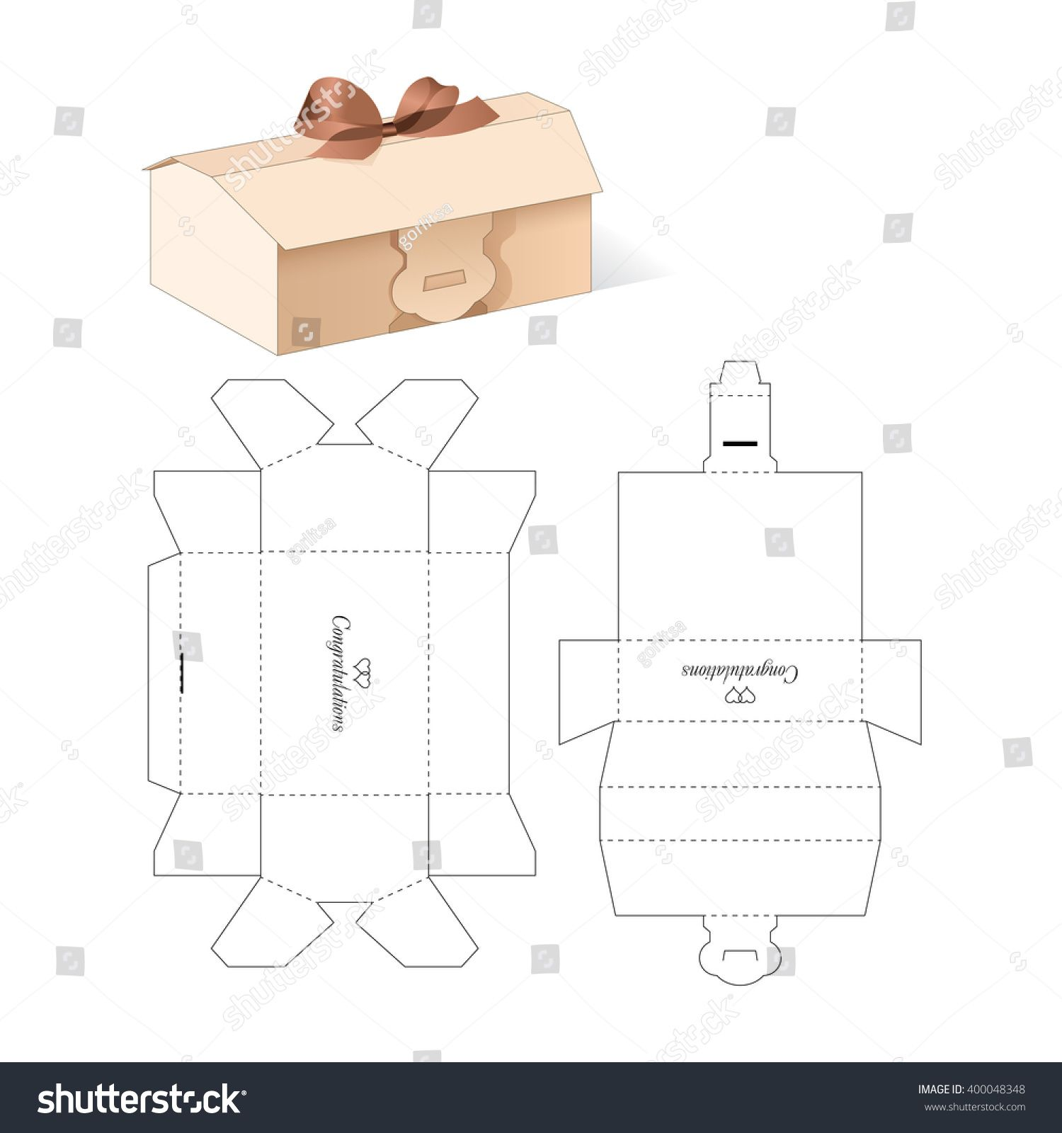 Retail box with blueprint template 3d pinterest empaques retail box with blueprint template malvernweather Choice Image