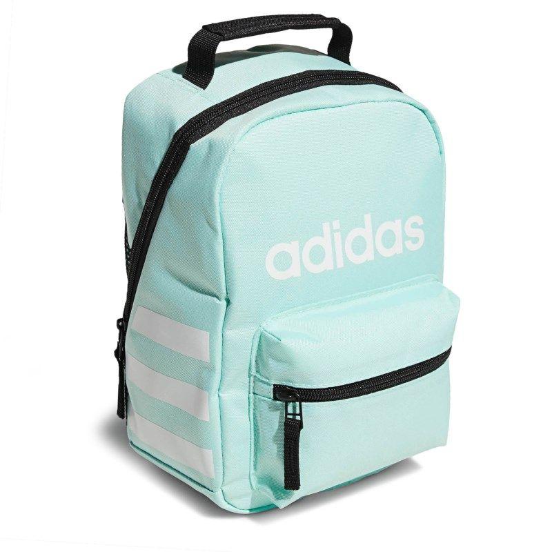 1112974bb2 Adidas Santiago Lunch Bag Accessories (Mint Green Black)