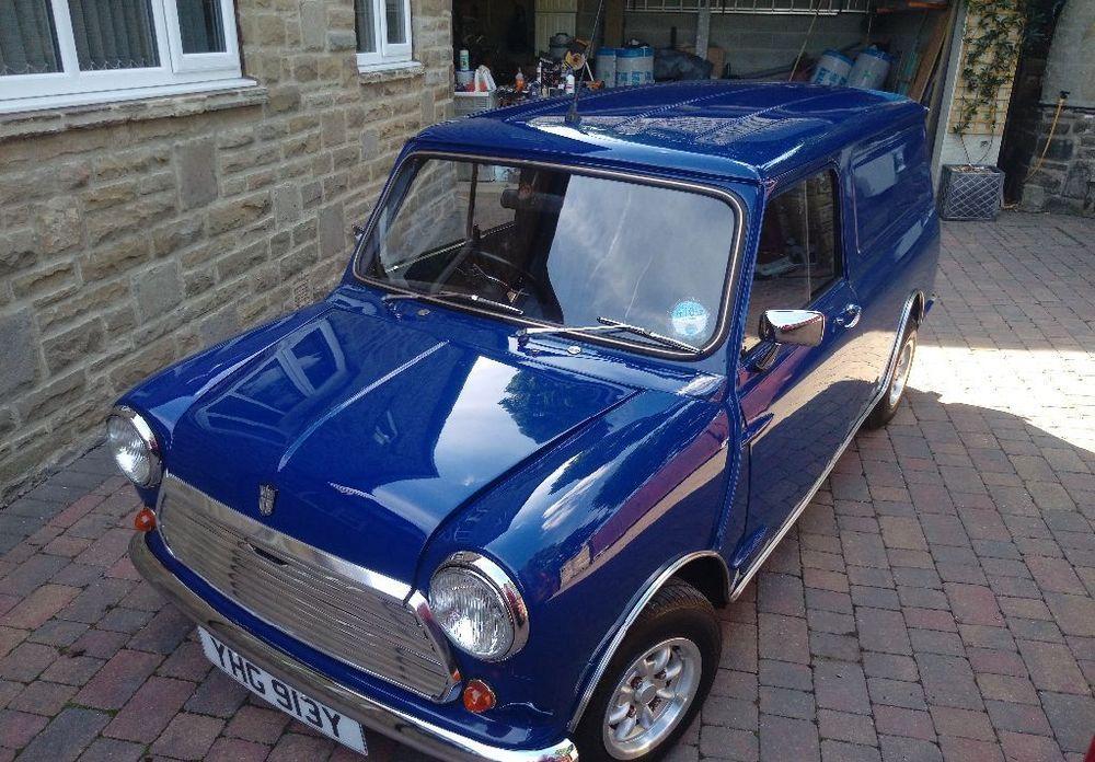 eBay: Austin Mini Van #classicmini #mini   Minit   Classic