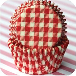 strawberry gingham party - Google Search