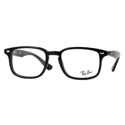 Oculos De Grau Ray Ban Acetato Preto Rx53532000 Oculos De Grau