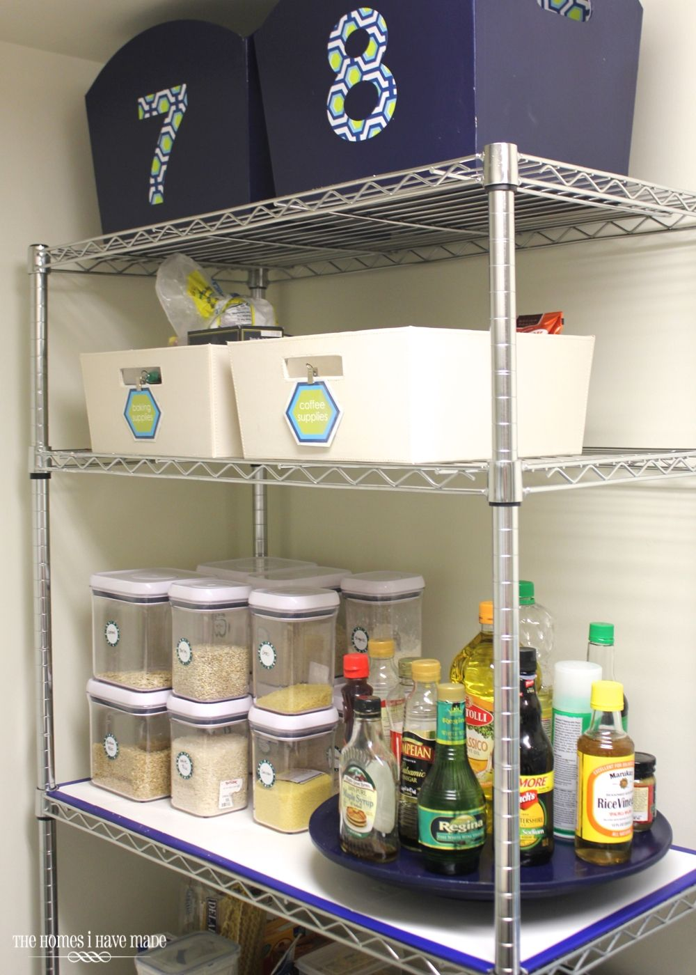 Creating Kitchen Storage: Creating A Pantry (when Your Rental Doesn't Have One