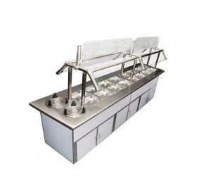 Charmant Cool Commercial Luxury Buffet Table Pics Idea