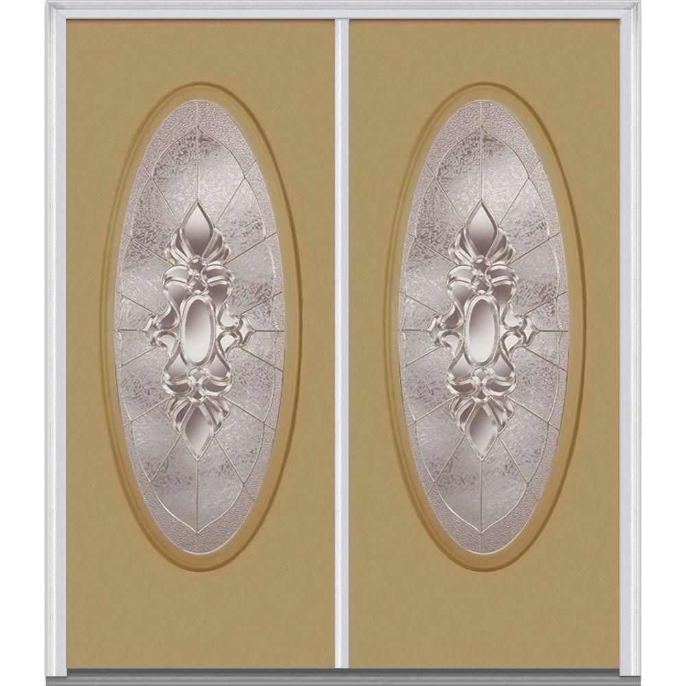 10 30 10 SIDE LITE OVAL GLASS DECO DOOR Other Items For Sale