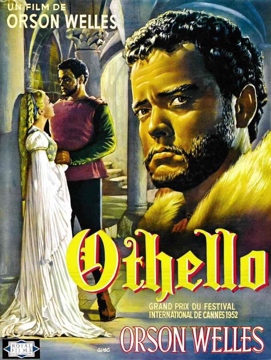 Image result for THE TRAGEDY OF OTHELLO ( 1952 ) poster GIF