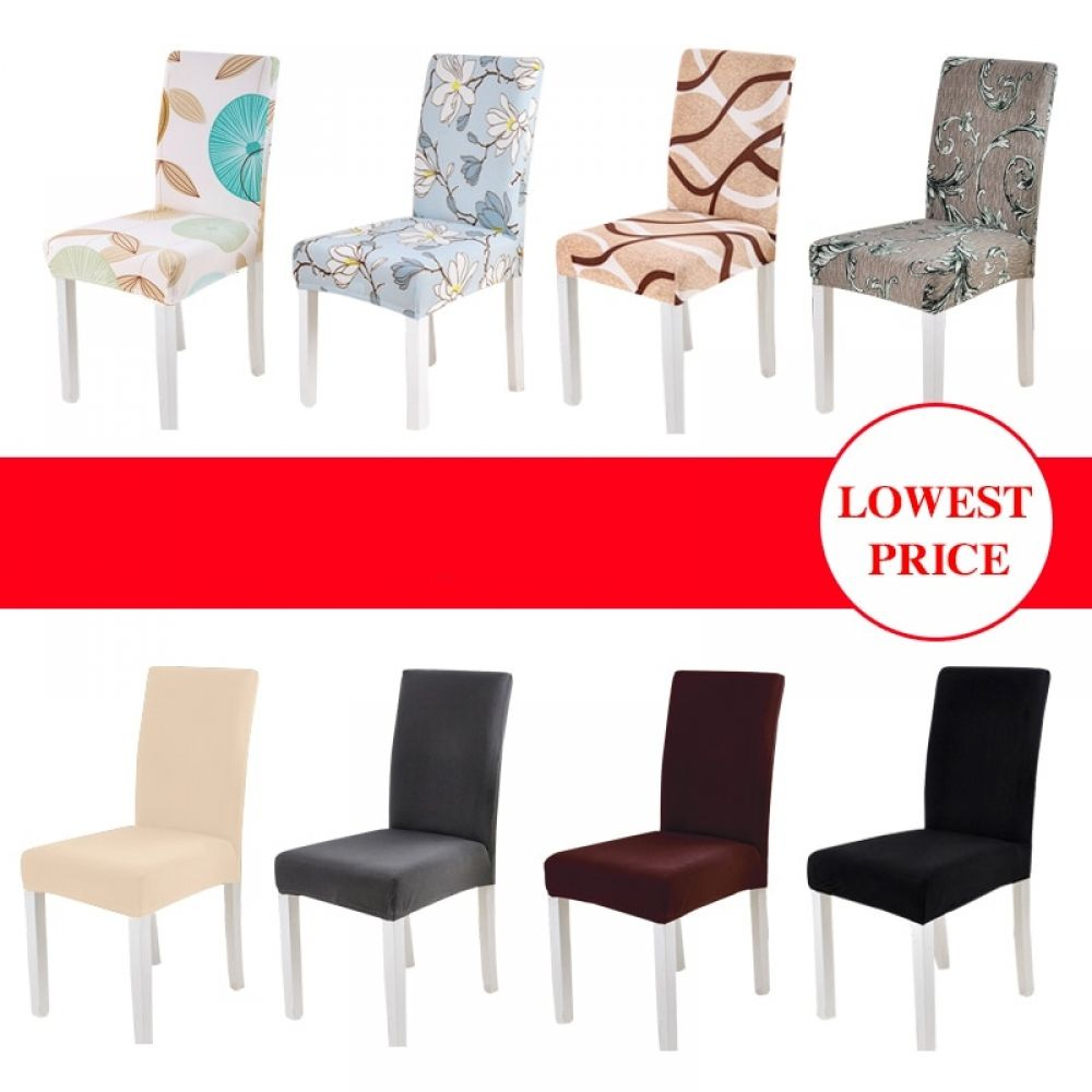 Stretchable Chair Covers For Dining Chairs Home Decor ...