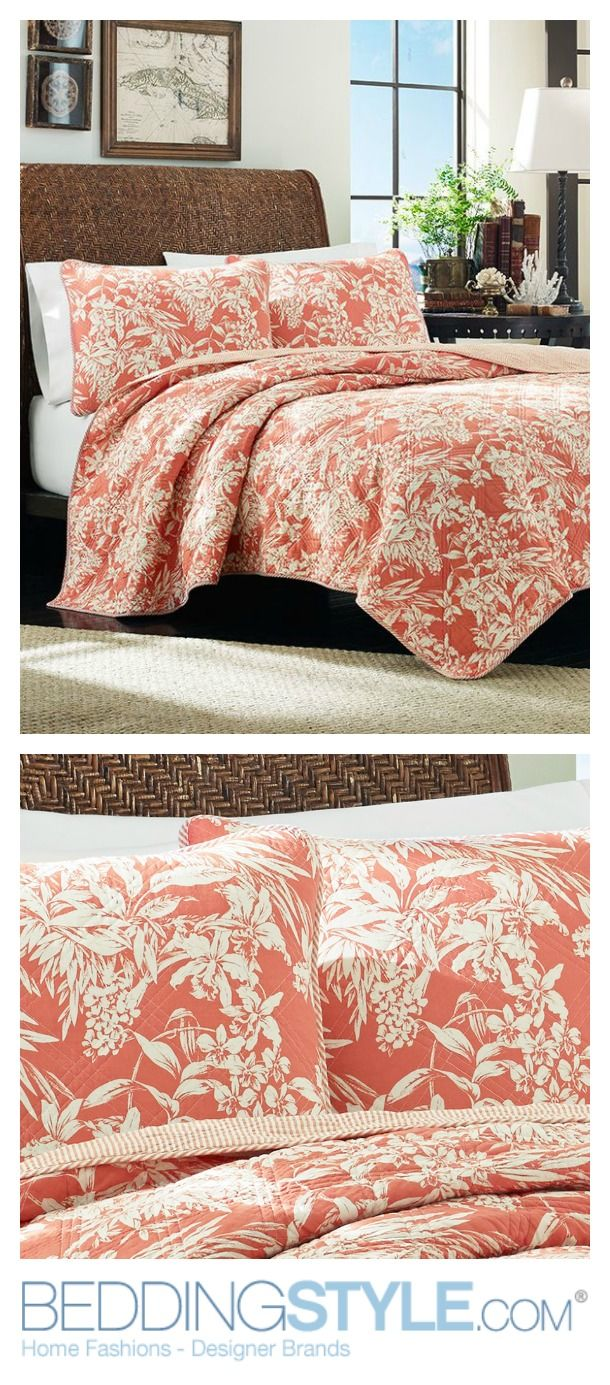 Tommy Bahama Orchid Retreat Quilt Beddingstyle Bedroom