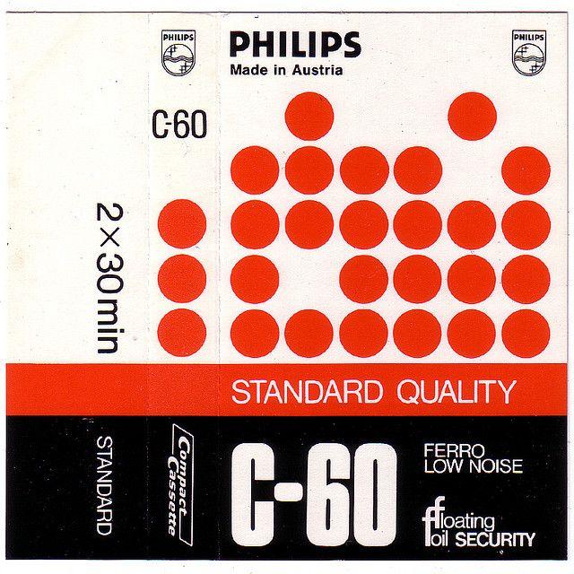 Philips Cassette Tapes Cassette Audio Cassette