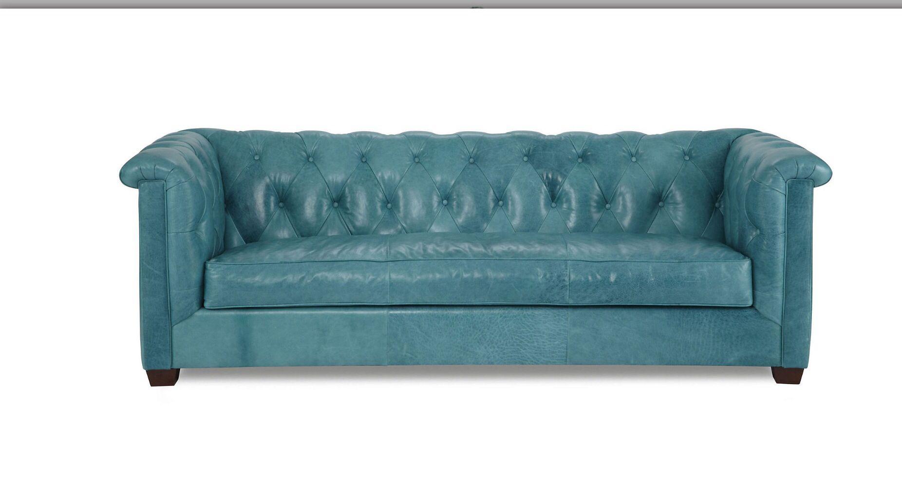 Best Tiffany Blue Leather Sofa Leather Sofa 400 x 300