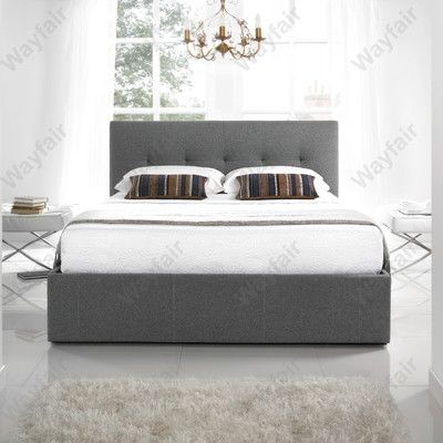 Home U0026 Haus Banyan Bed Frame U0026 Reviews | Wayfair UK