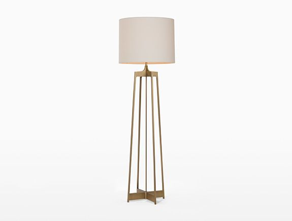 Holly Hunt Avedon Floor Lamp Beautiful Floor Lamps Floor Lamp Lighting Floor Lamp