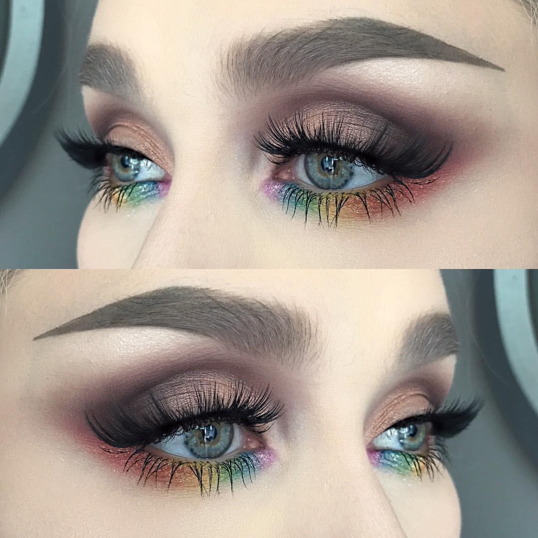 Pin auf Eyeshadow makeup