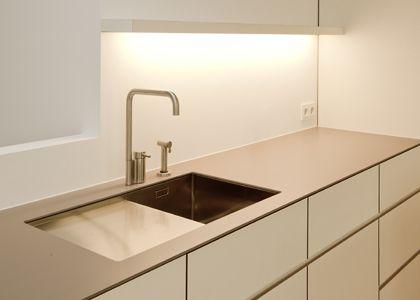keramik arbeitsplatte weiss - Google-Suche Haus Küche Pinterest - arbeitsplatten für die küche